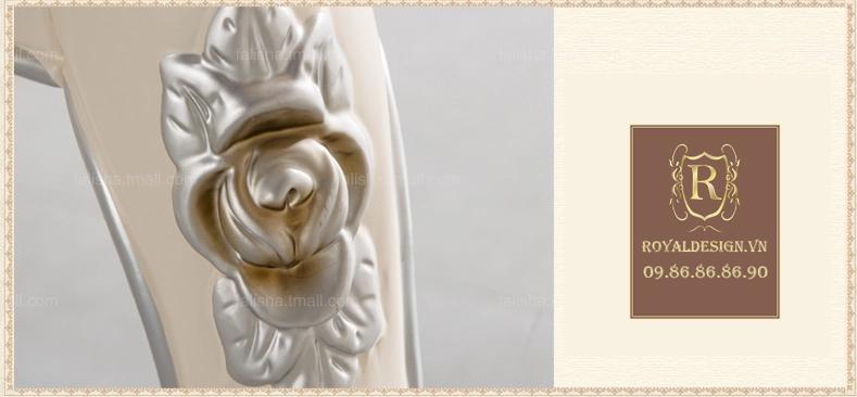 Ghế Ăn Tân Cổ Điển 003-11