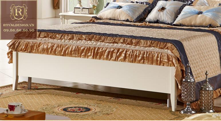 Giường ngủ Tân Cổ Điển 015-5