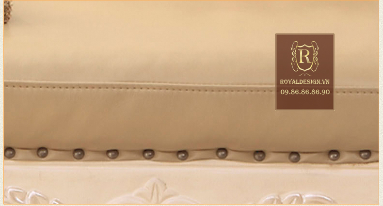 Sofa Bed Tân Cổ Điển 001