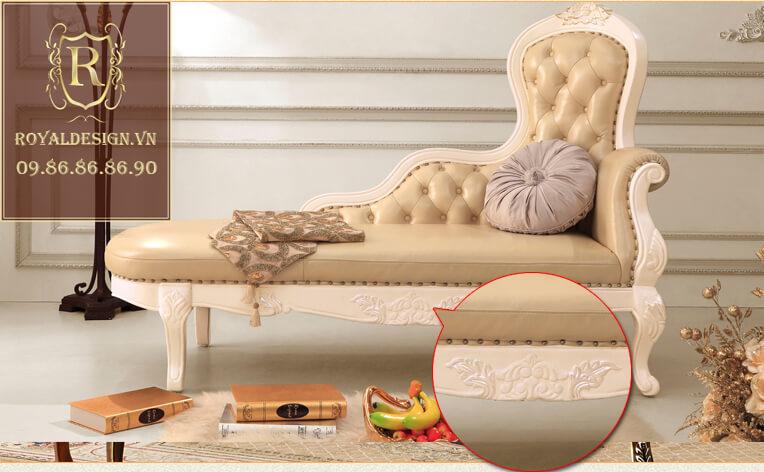 Sofa Bed Tân Cổ Điển 001-2