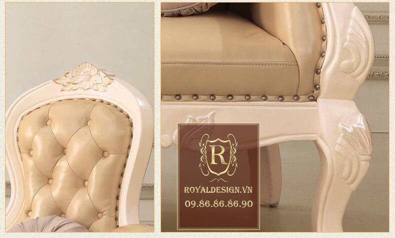 Sofa Bed Tân Cổ Điển 001-4