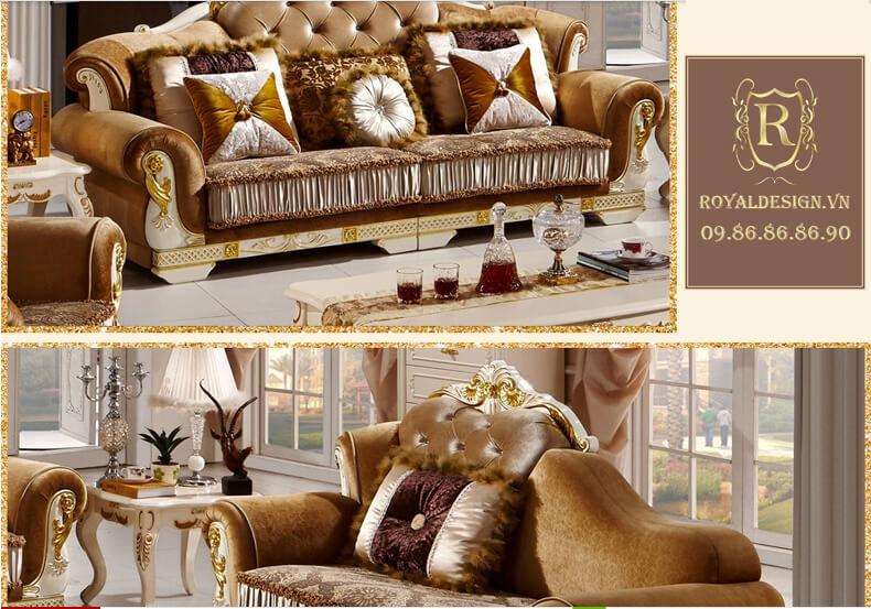Sofa Tân Cổ Điển 022-2