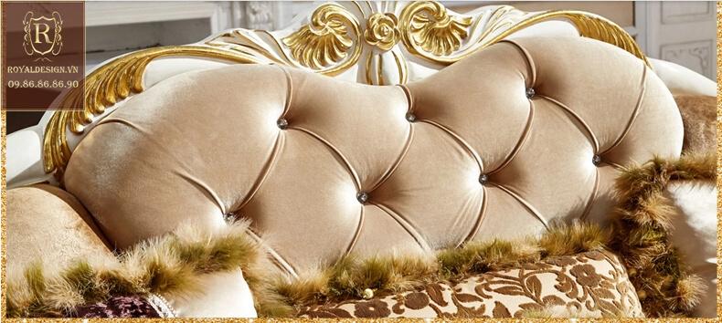 Sofa Tân Cổ Điển 022-9