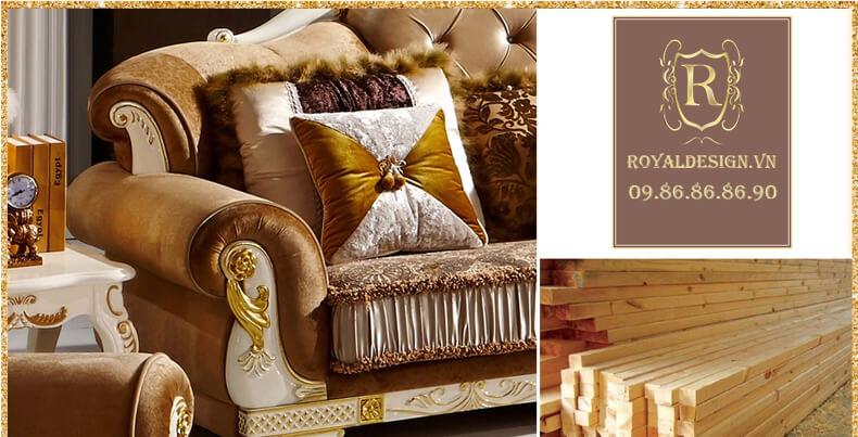 Sofa Tân Cổ Điển 022-5