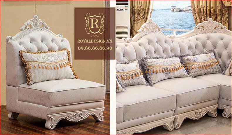 Sofa Tân Cổ Điển 008