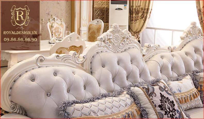 Sofa Tân Cổ Điển 008-8
