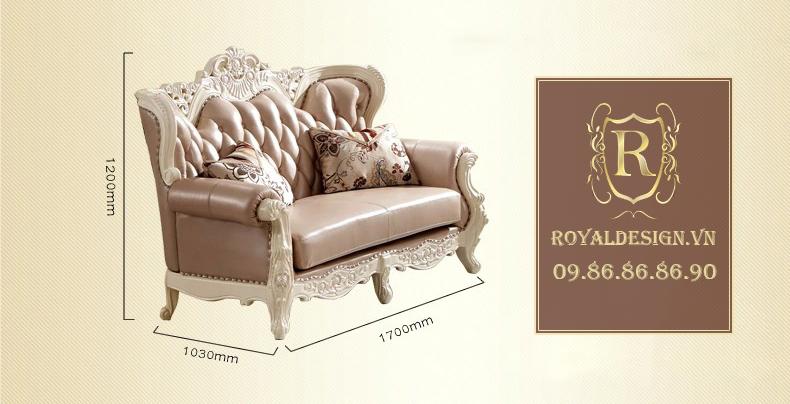 Sofa Tân Cổ Điển 011-15