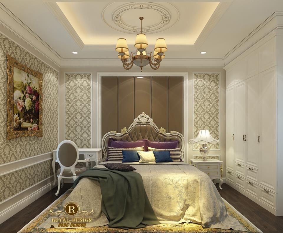 giường ngủ châu âu