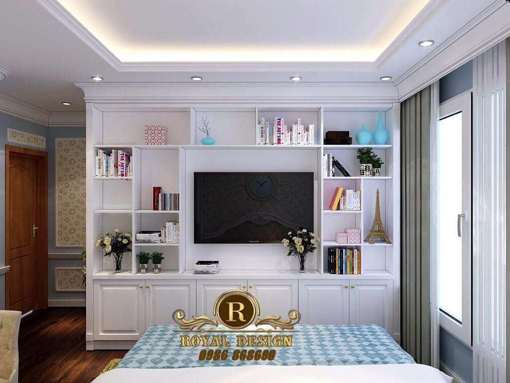 Phòng ngủ trẻ em tân cổ điển 2