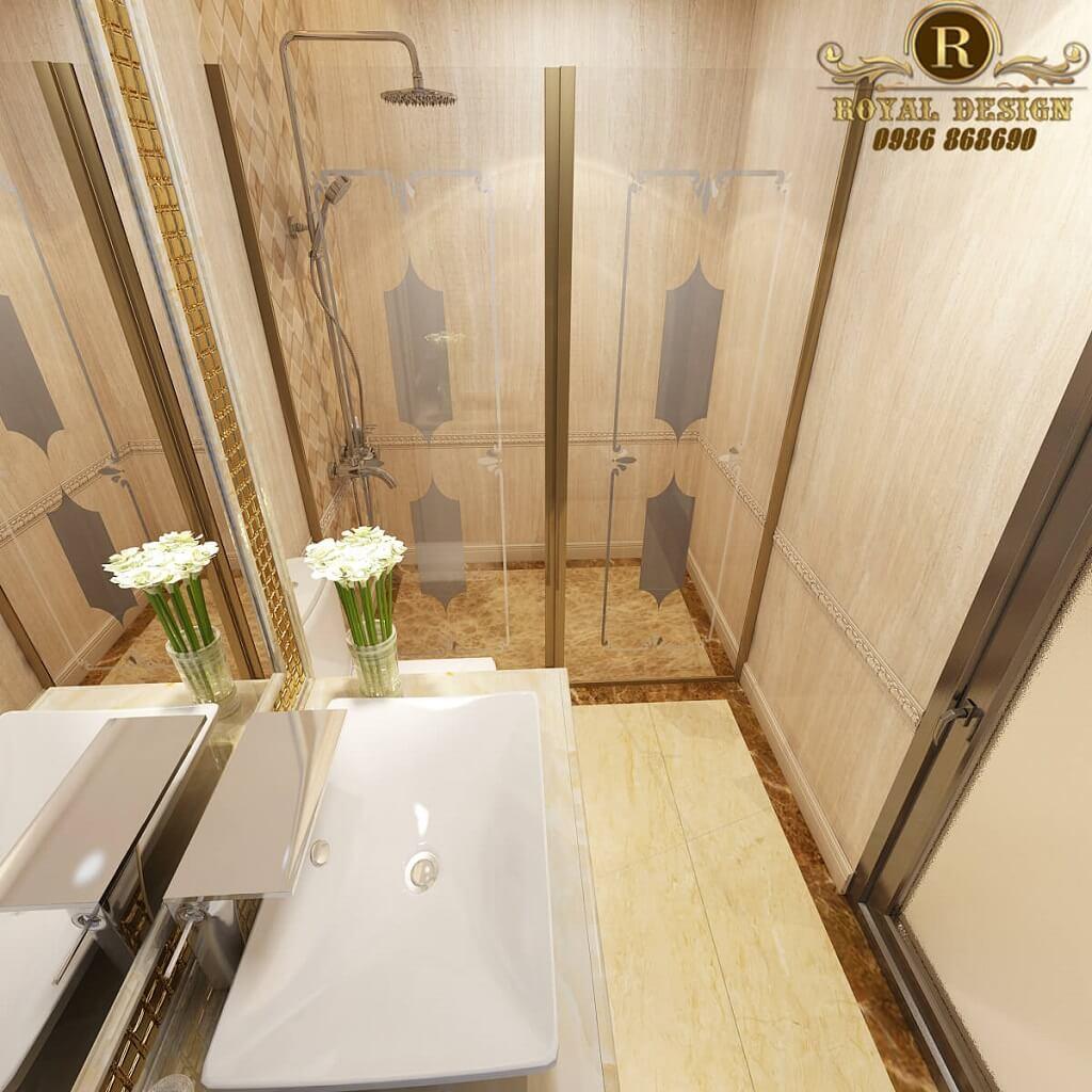 Phòng vệ sinh cao cấp 1