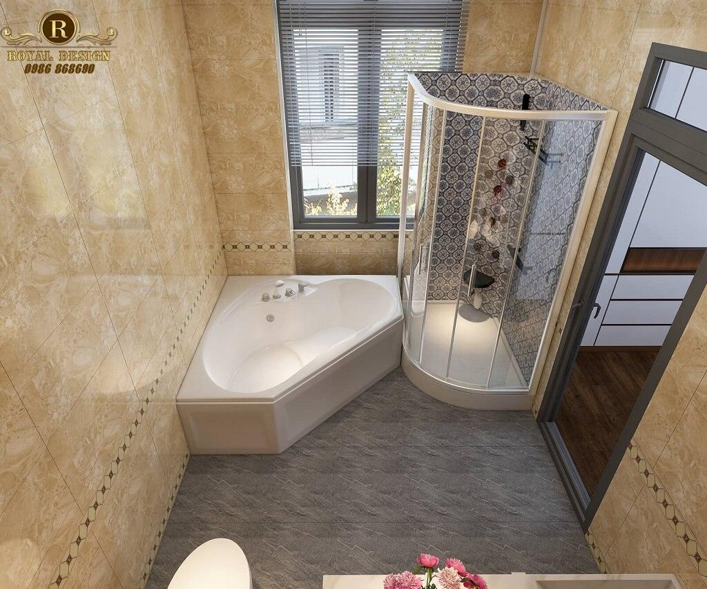 Nhà WC hiện đại đẹp