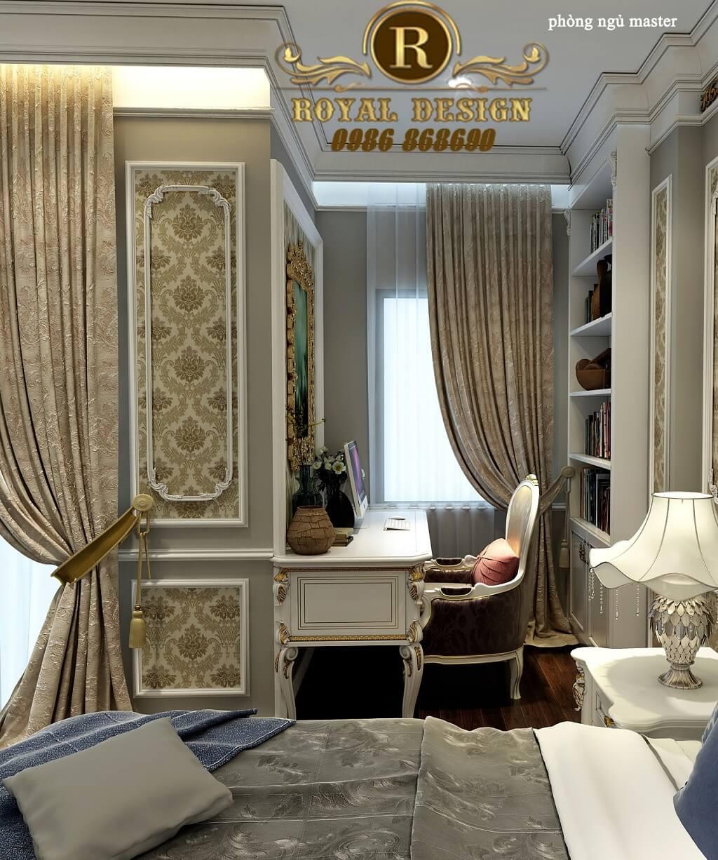 nội thất phòng ngủ cao cấp