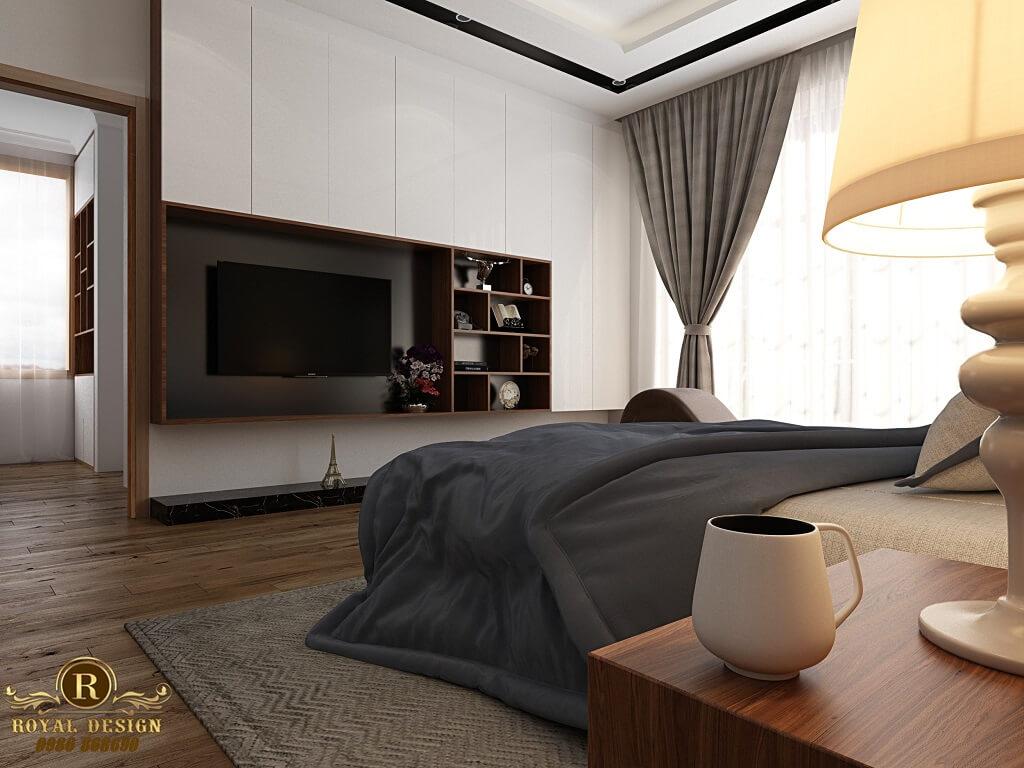 Nội thất phòng ngủ Master 2