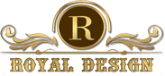 Logo ROYAL DESIGN