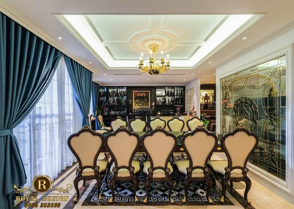 Ghế ăn luxury