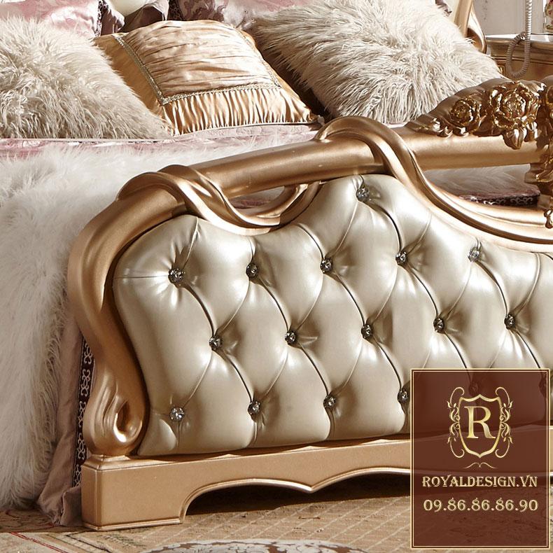 Giường ngủ Tân Cổ Điển 001-10