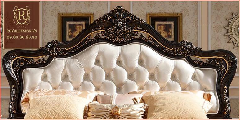 Giường Ngủ Tân Cổ Điển 005