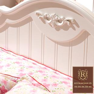 Giường Ngủ Tân Cổ Điển 009-8