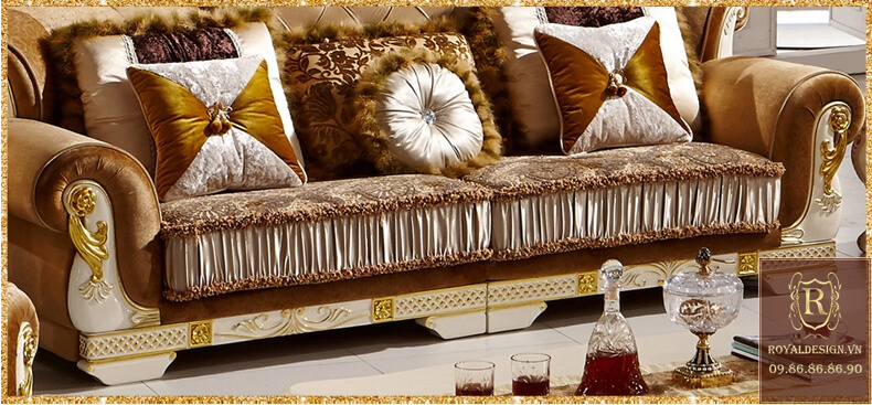 Sofa Tân Cổ Điển 022-4