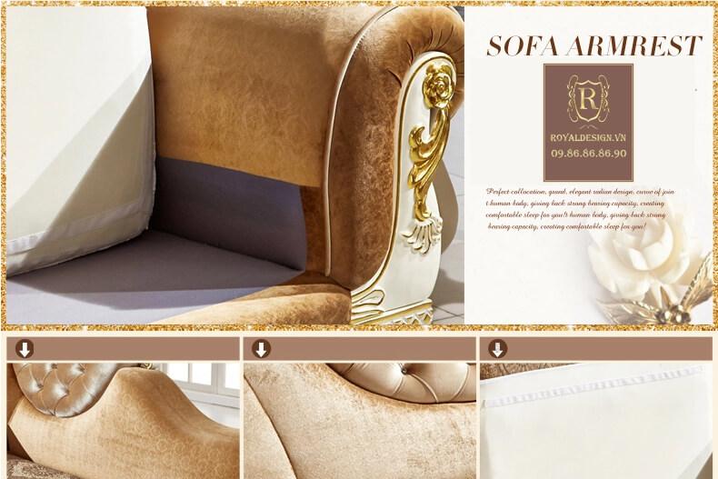 Sofa Tân Cổ Điển 022-12