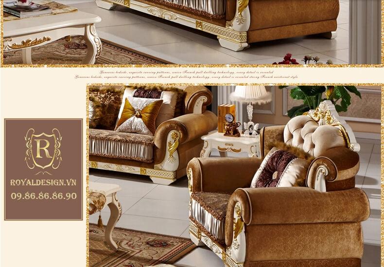 Sofa Tân Cổ Điển 022-3