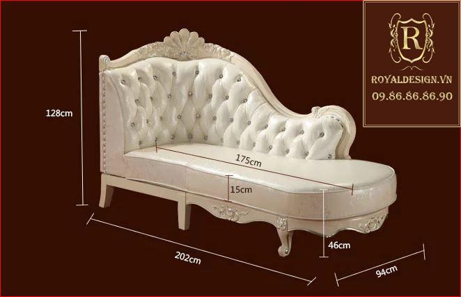 Sofa Tân Cổ Điển 008-19