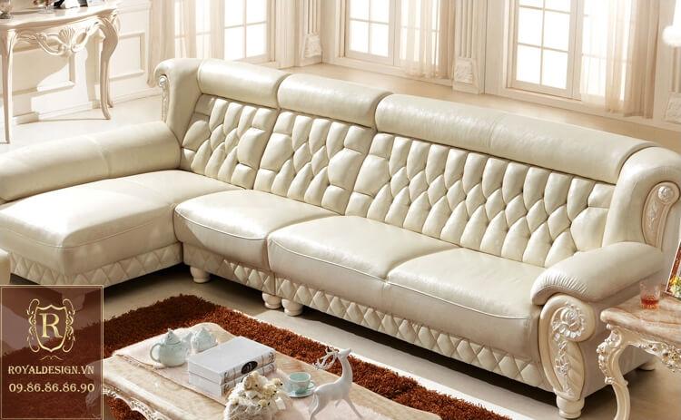 Sofa Tân Cổ Điển 021