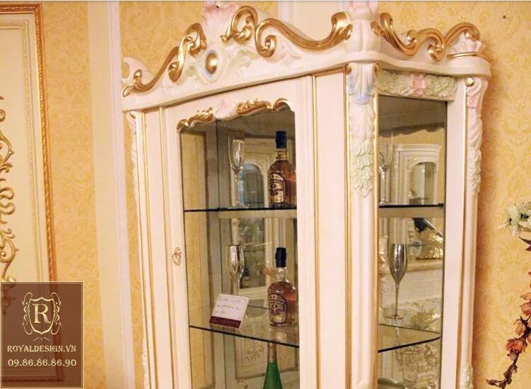 Tủ Rượu Tân Cổ Điển 006-4