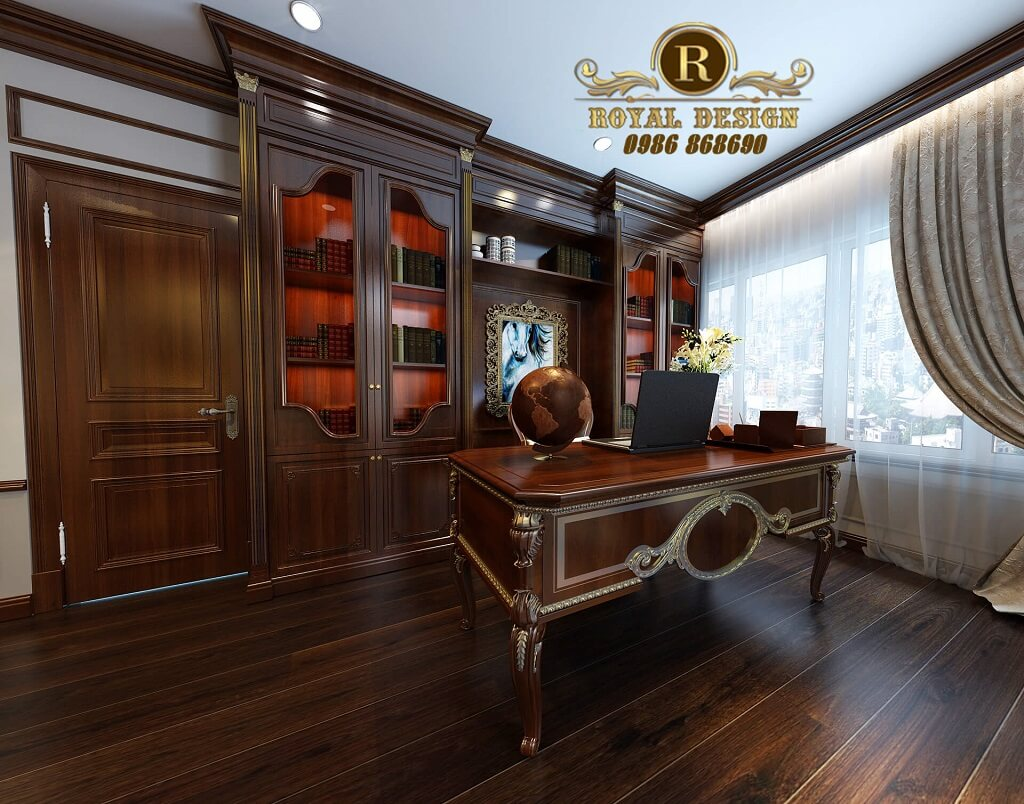 Phòng làm việc VIP của Tổng Giám Đốc