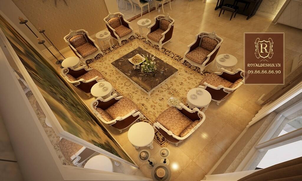Sofa đơn phòng khách