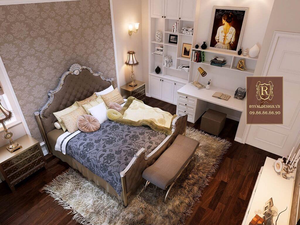 Thiết kế nội thất phòng ngủ 01-3