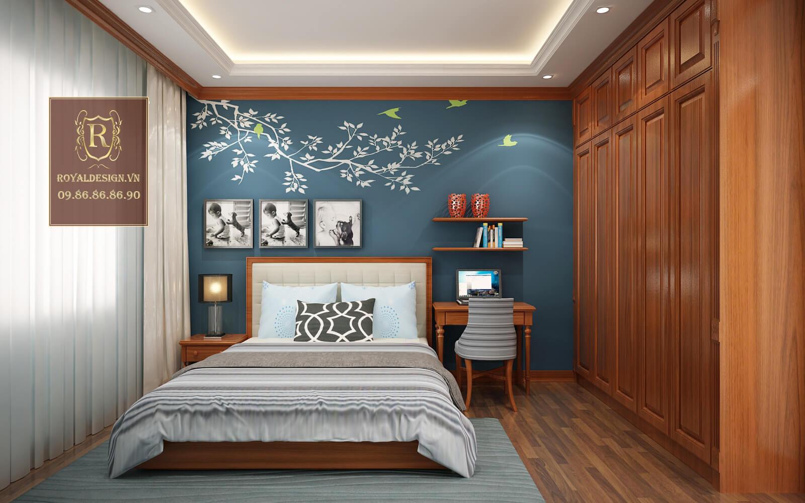 giường cổ điển châu âu