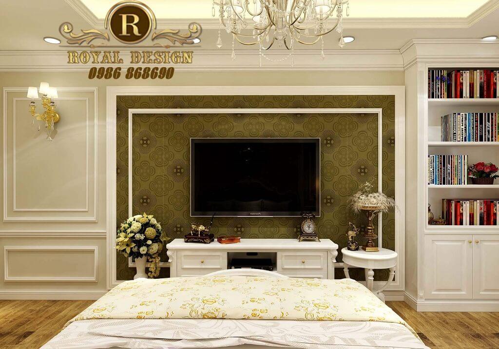 Phòng ngủ châu âu
