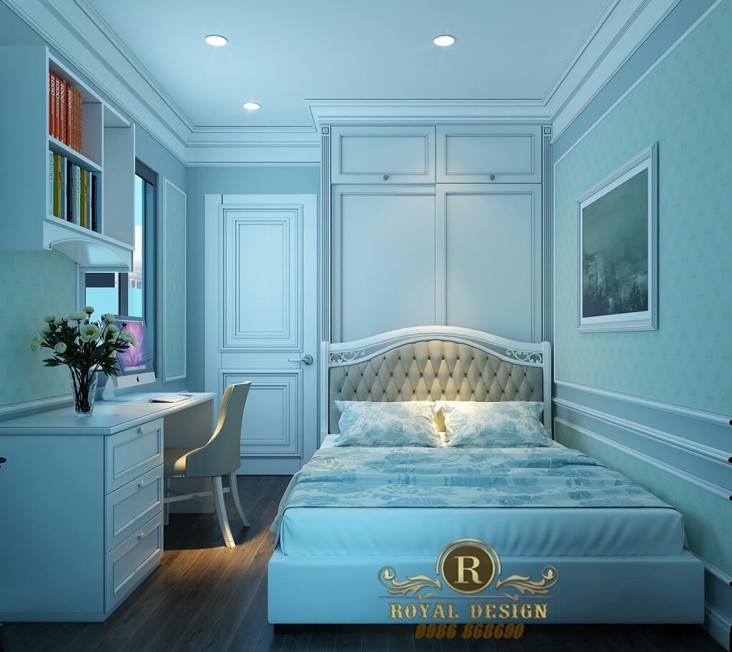 Phòng ngủ khách tân cổ điển