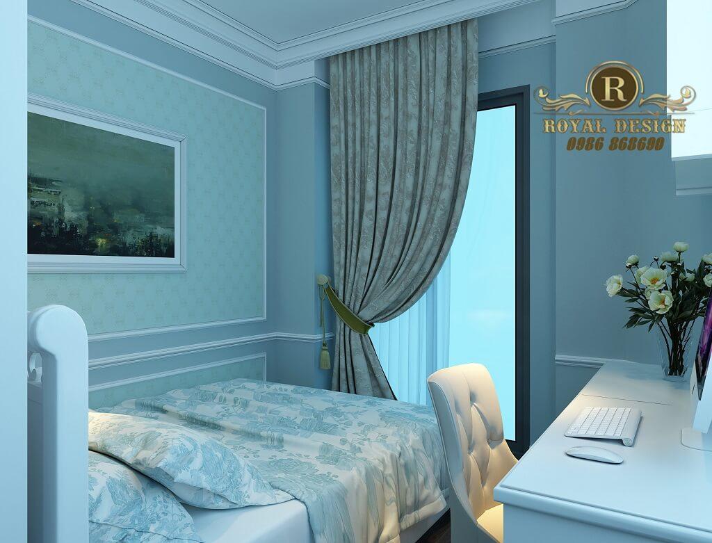 Nội thất phòng ngủ khách